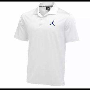 Nike Jordan Men's Dri Fit Polo Golf Shirt
